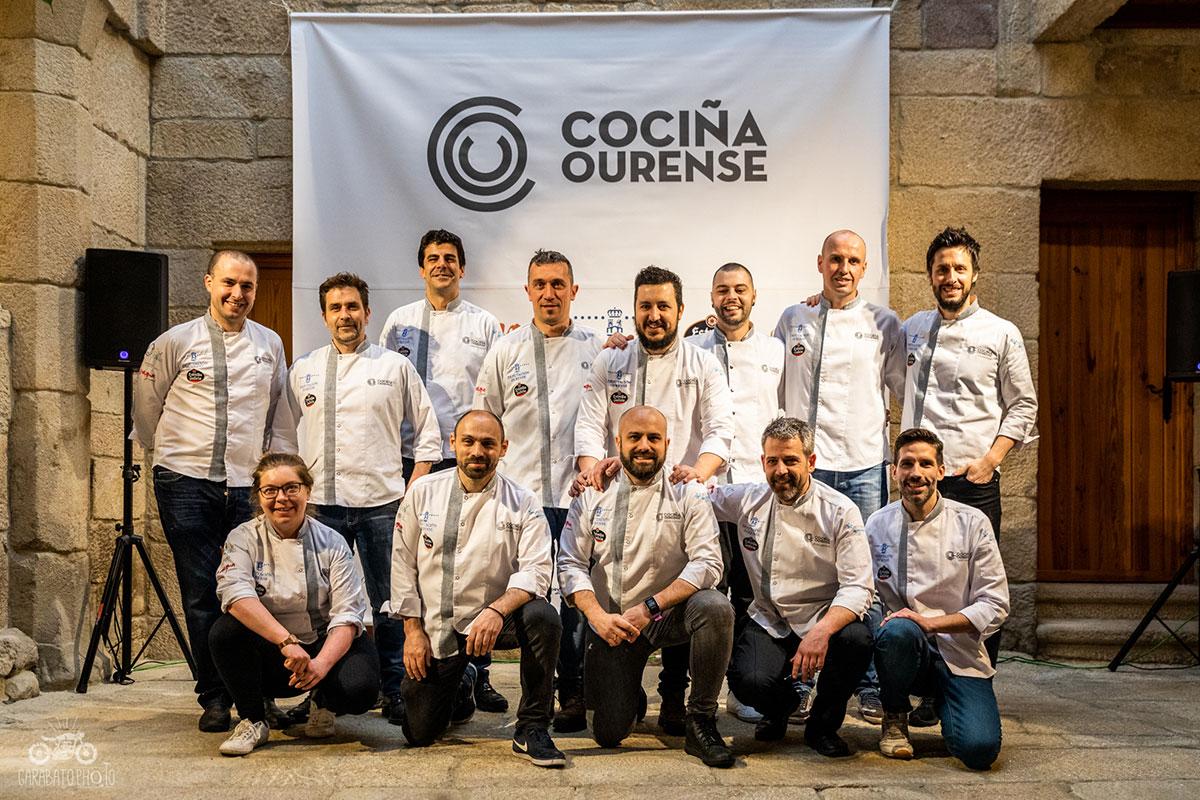 cocineros ourense