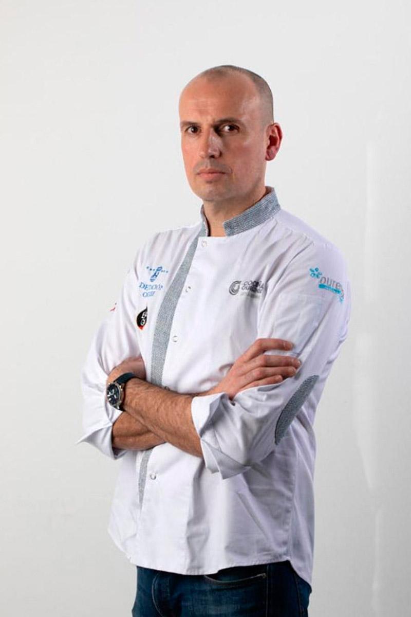 Luis Romaní Cocinero